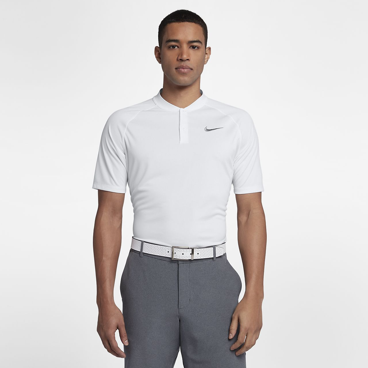 ... Nike Dri-FIT Momentum Men's Standard Fit Golf Polo