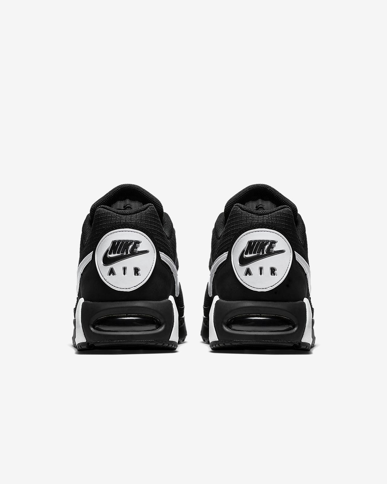 Exklusiv Nike Air Max 90 Essential SchwarzSchwarzWeiß