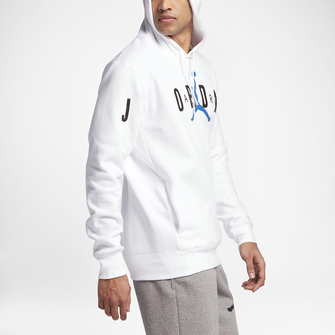 jordan pullover weiß