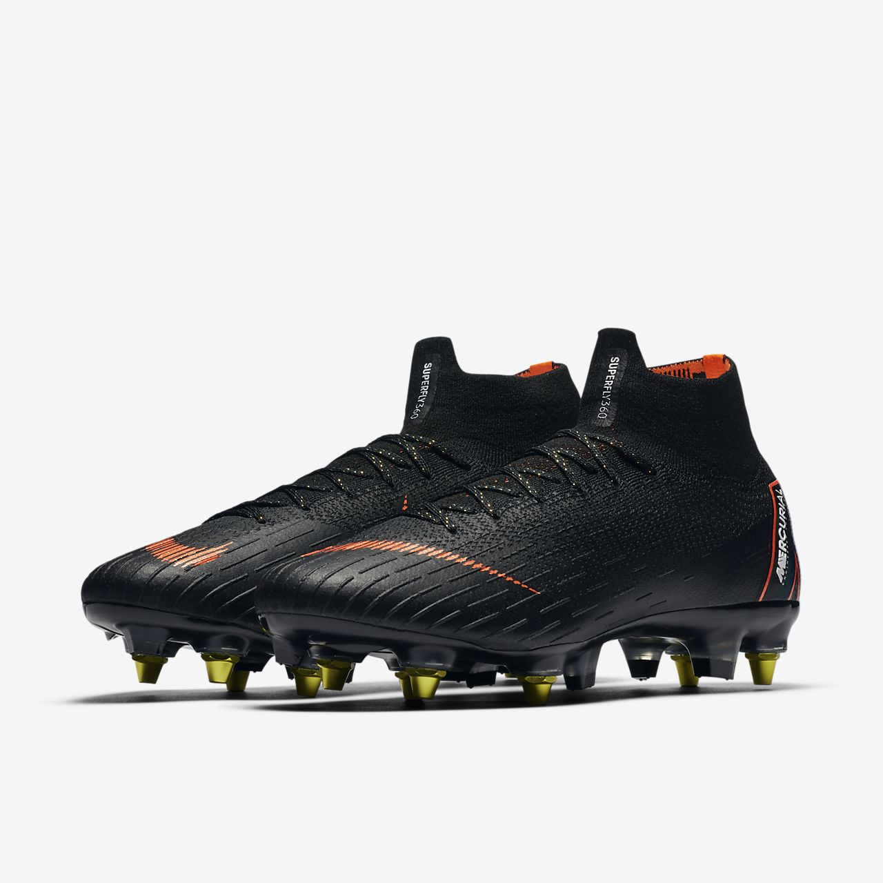 ... Nike Mercurial Superfly 360 Elite SG-PRO Anti-Clog Soft-Ground Football  Boot