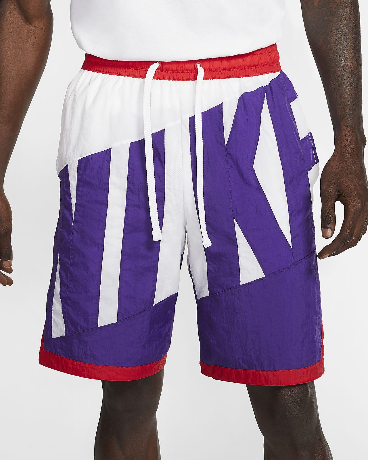 Short de basketball Nike Dri-FIT Throwback