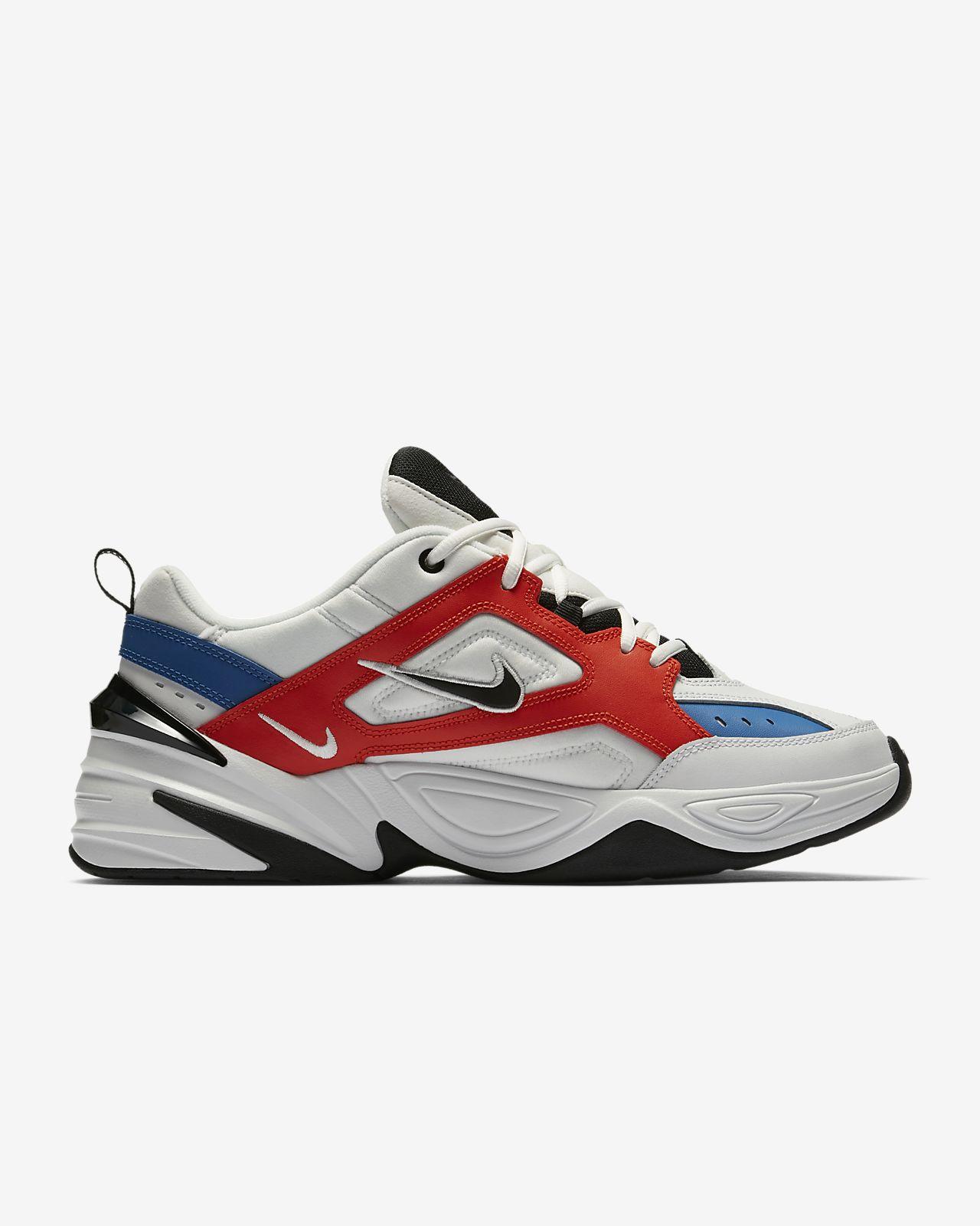 Nike M2k tekno orangebleu Blanc Blanc | Courir