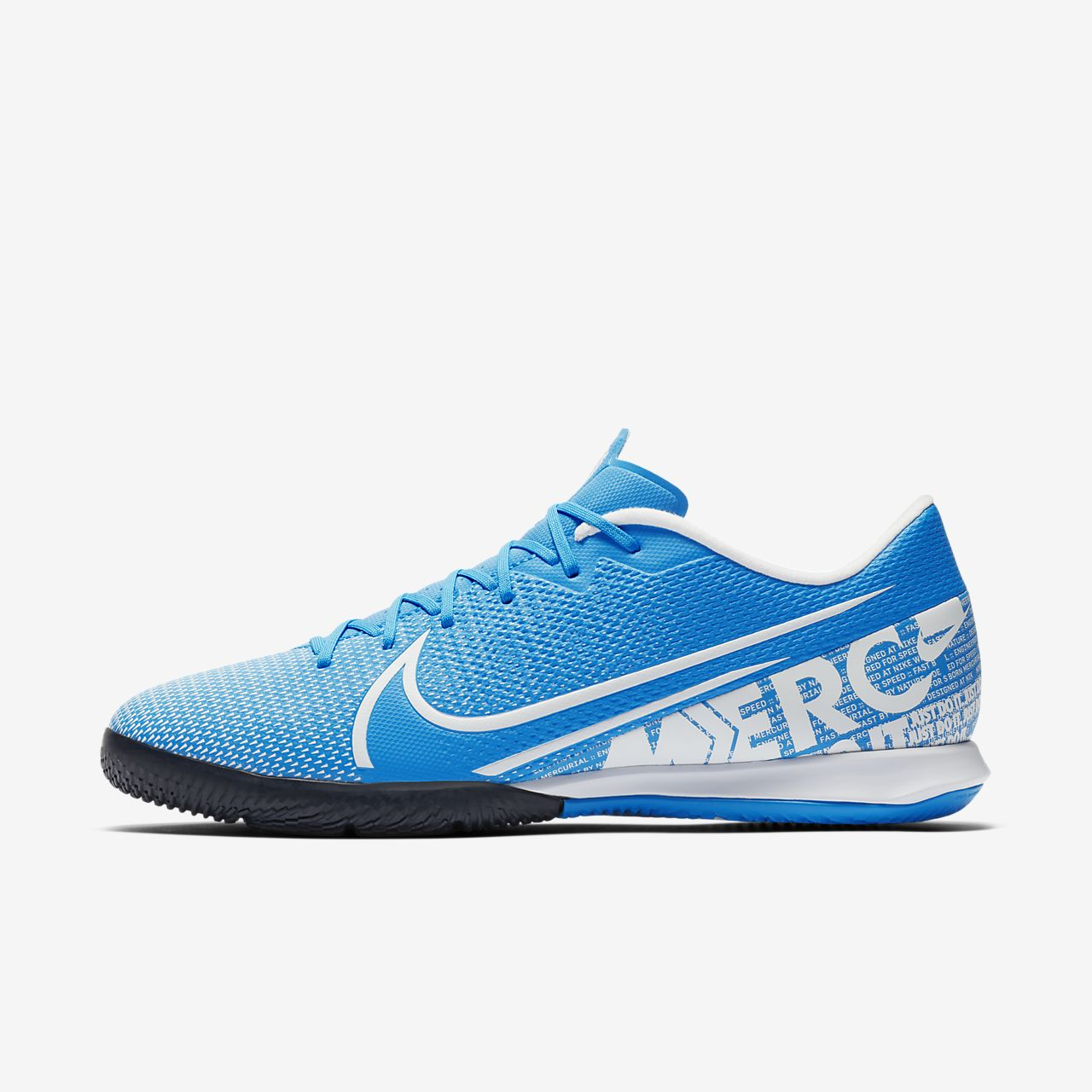 Zapatilla Fútbol Nike Jr Mercurial Vapor 13 Club IC AT8169 414 Deportes Manzanedo
