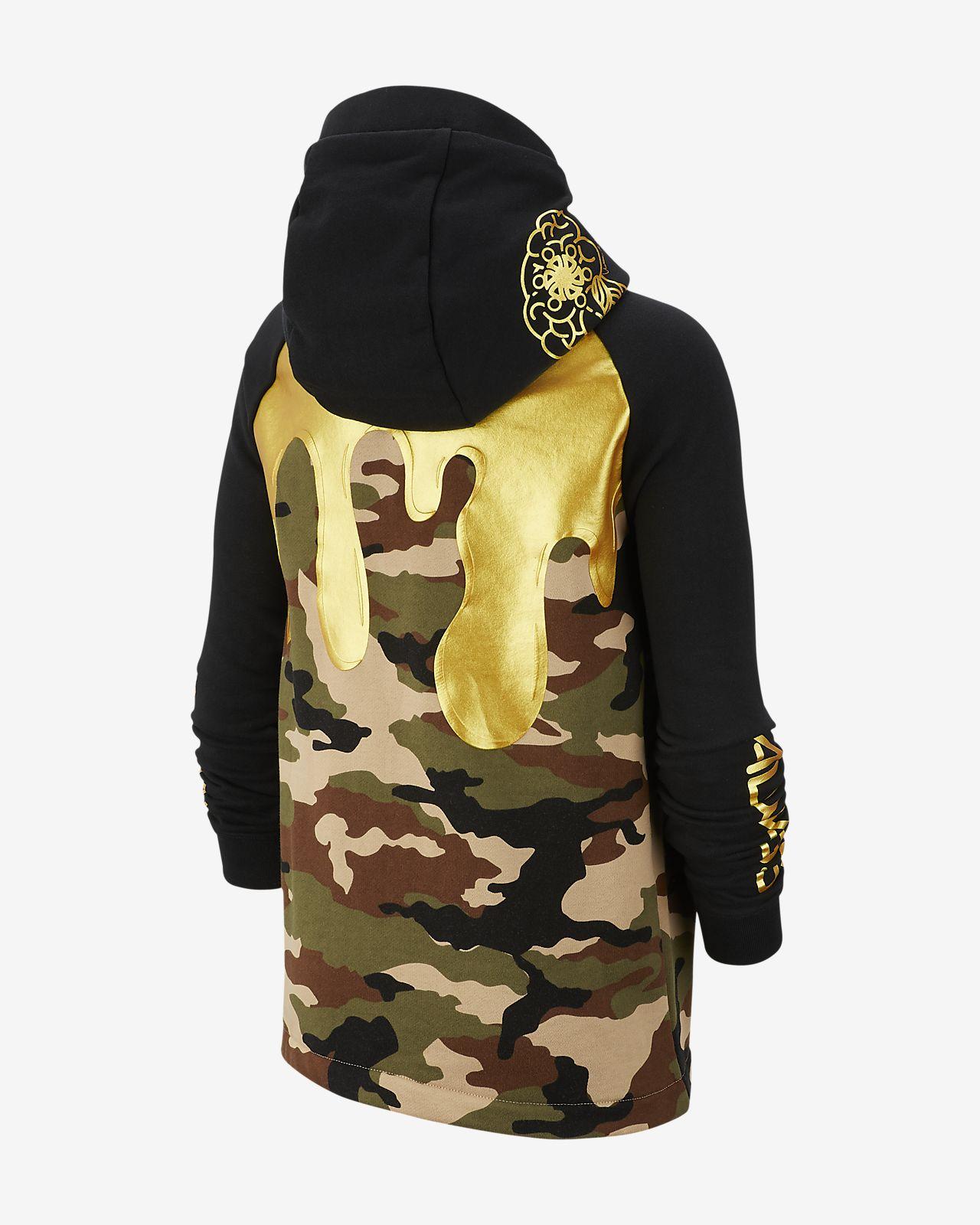 baa00ff539cc Aiden s Nike Sportswear (Doernbecher Freestyle) Big Kids  (Boys ...