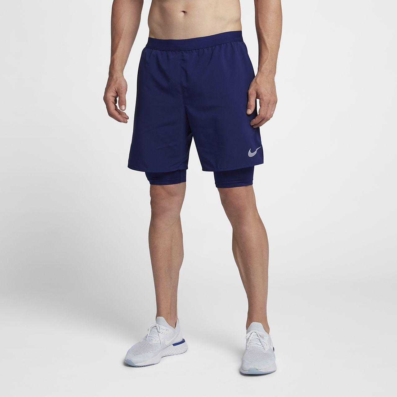 3668d6389 Shorts de running 2 en 1 para hombre Nike Flex Stride. Nike.com CL
