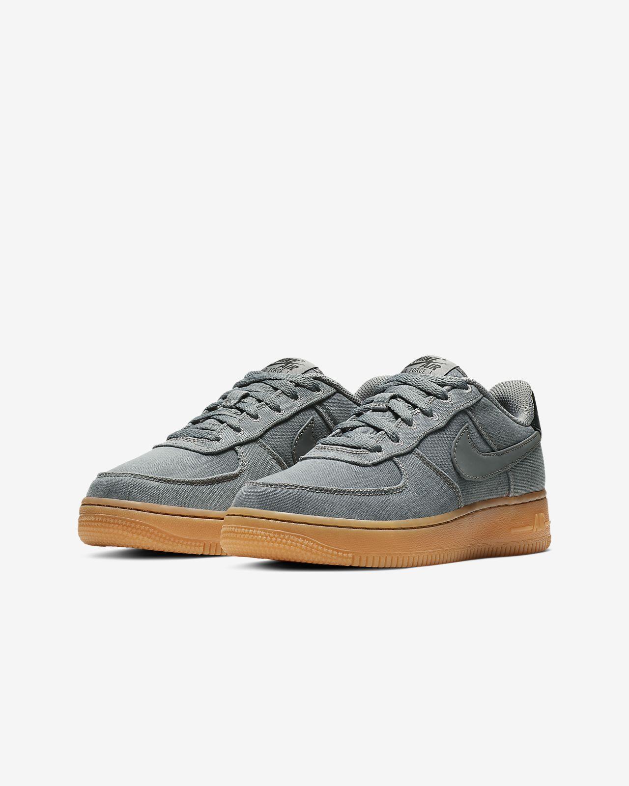 separation shoes e704b 19bc2 Nike Air Force 1 LV8 Style-sko til store børn. Nike.com DK