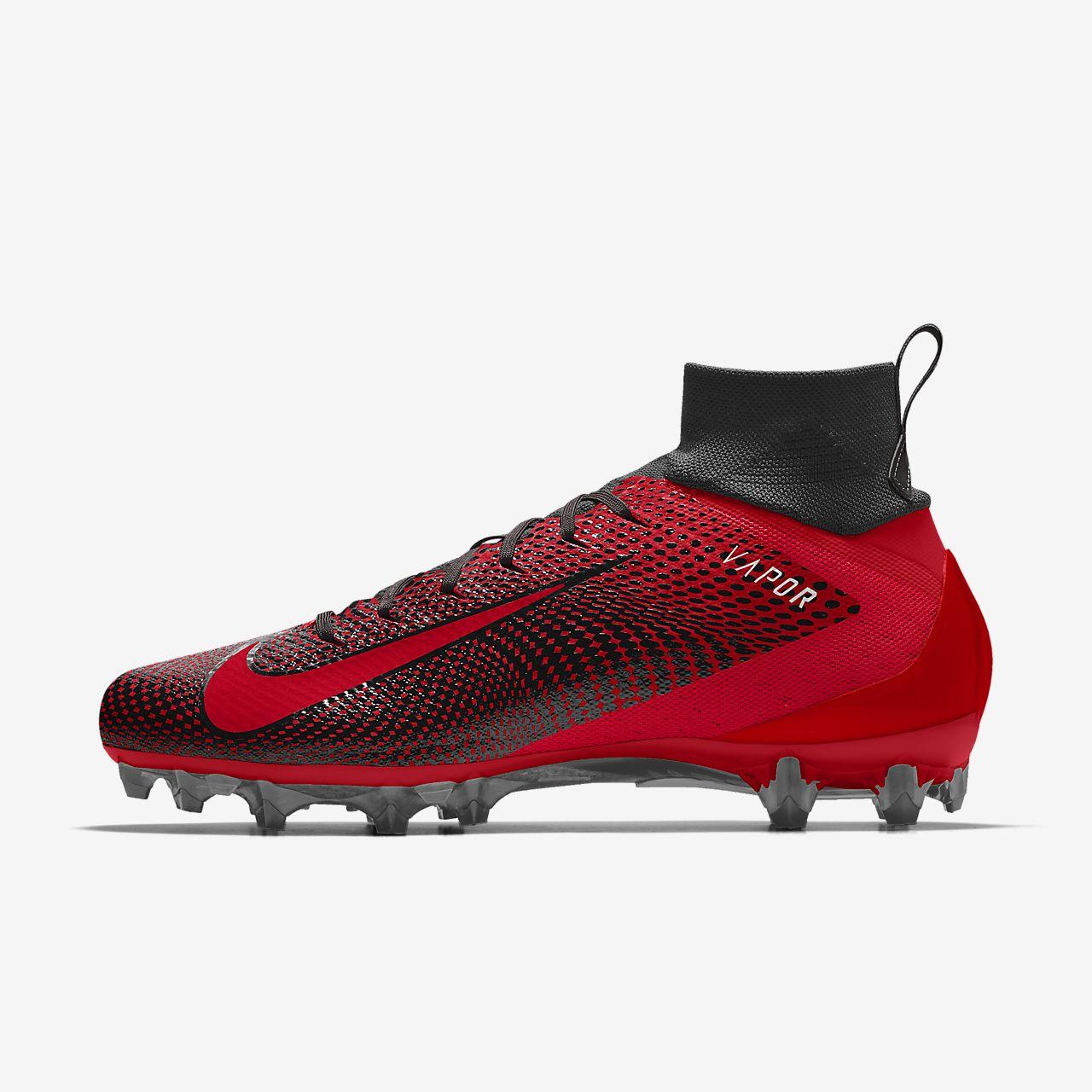 Specialdesignad fotbollssko Nike Vapor Untouchable Pro 3 By You för män