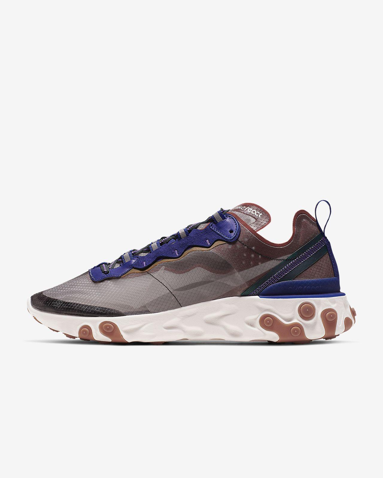 รองเท้าผู้ชาย Nike React Element 87