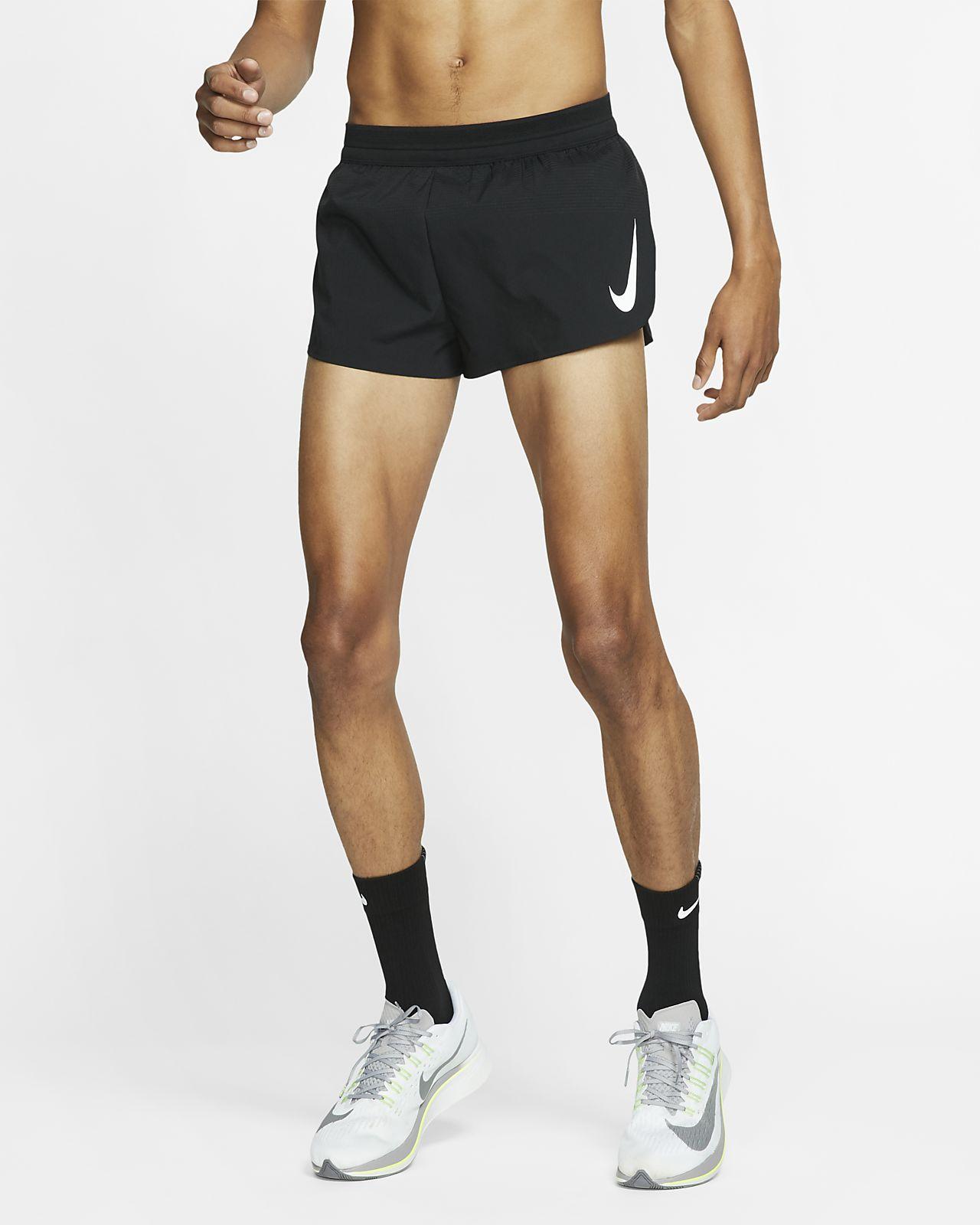 Calções de running de 5cm Nike AeroSwift para homem