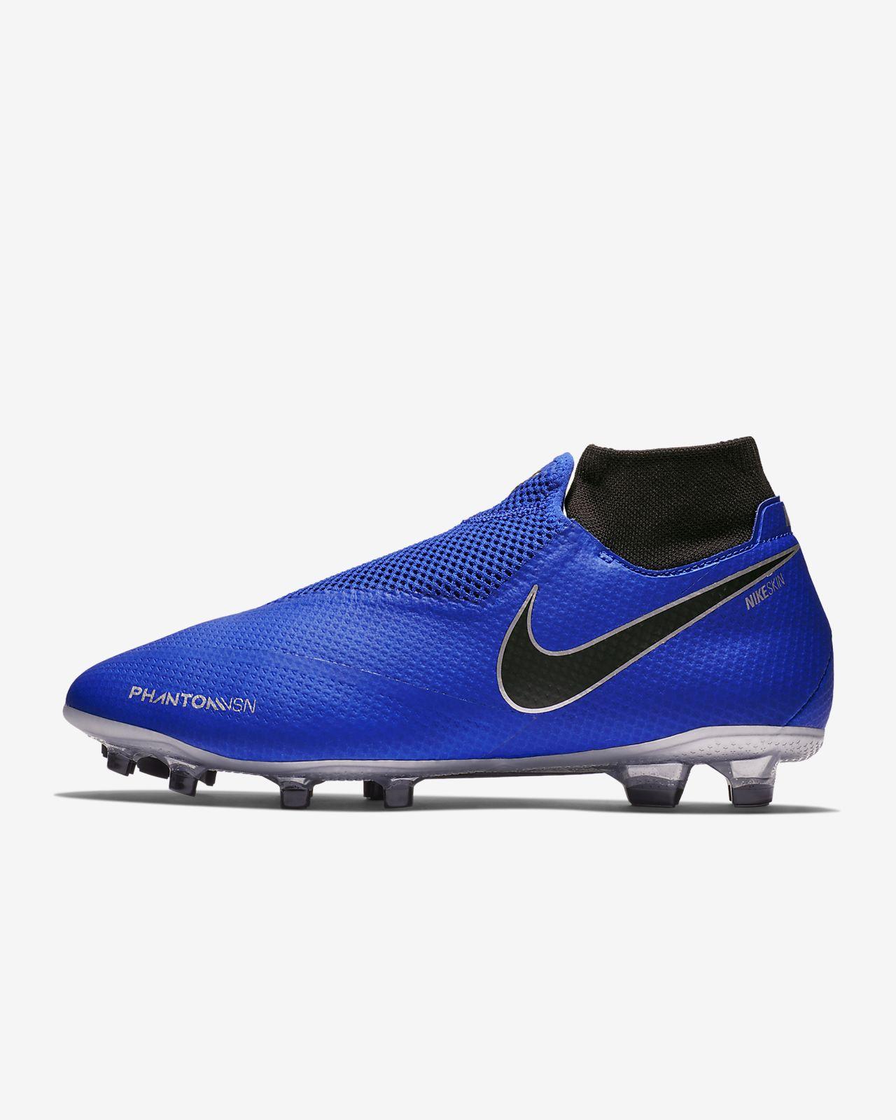 ... Nike PhantomVSN Pro Dynamic Fit FG Botas de fútbol para terreno firme a03614f80f49d