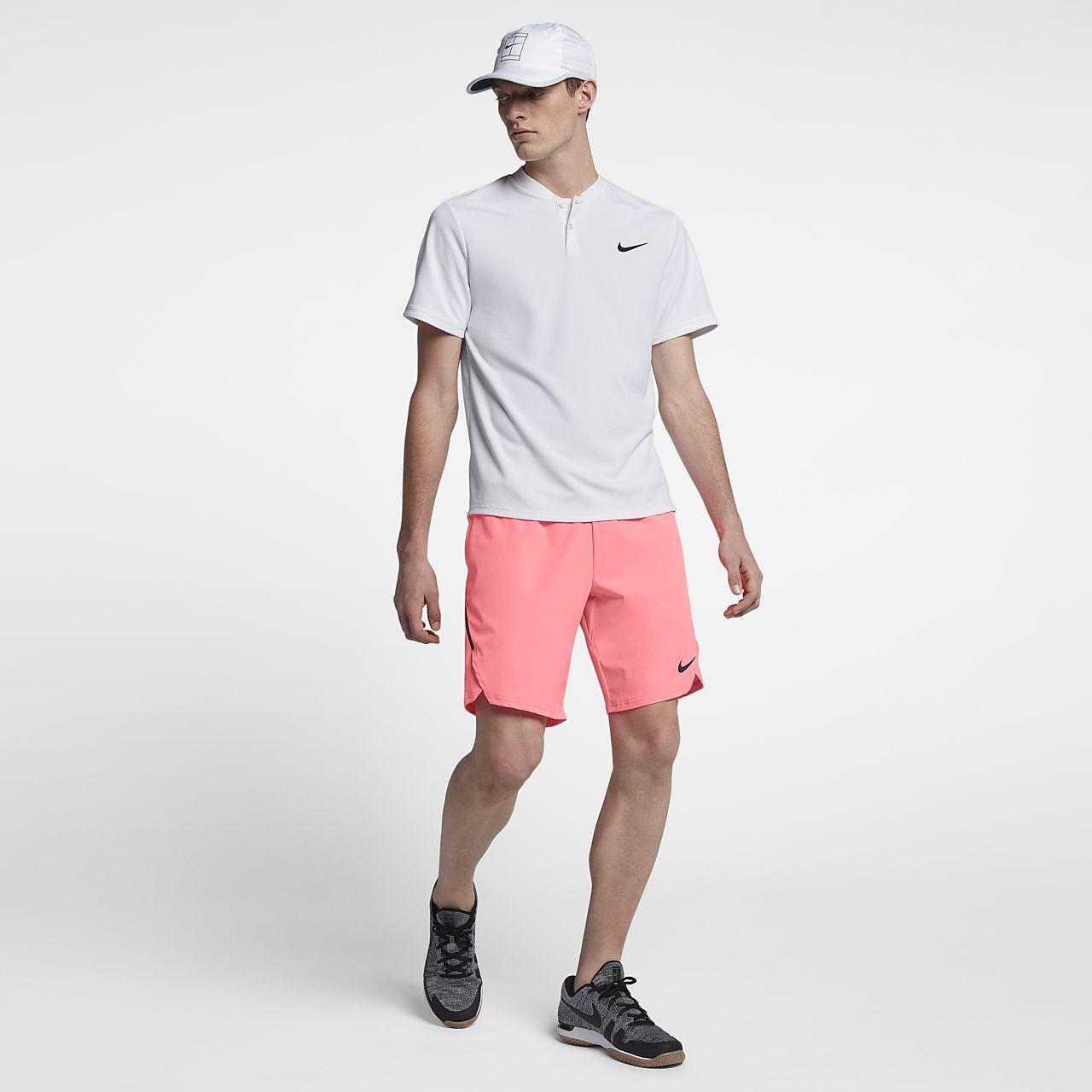 short de tennis nikecourt flex ace 23 cm pour homme fr. Black Bedroom Furniture Sets. Home Design Ideas