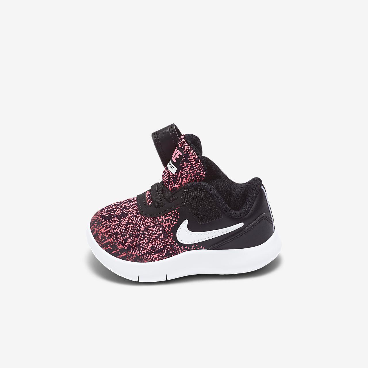 new product 6dca3 f2a4b Nike Flex Experience 5 Grå Jente Barn Treningssko (730862DMX)