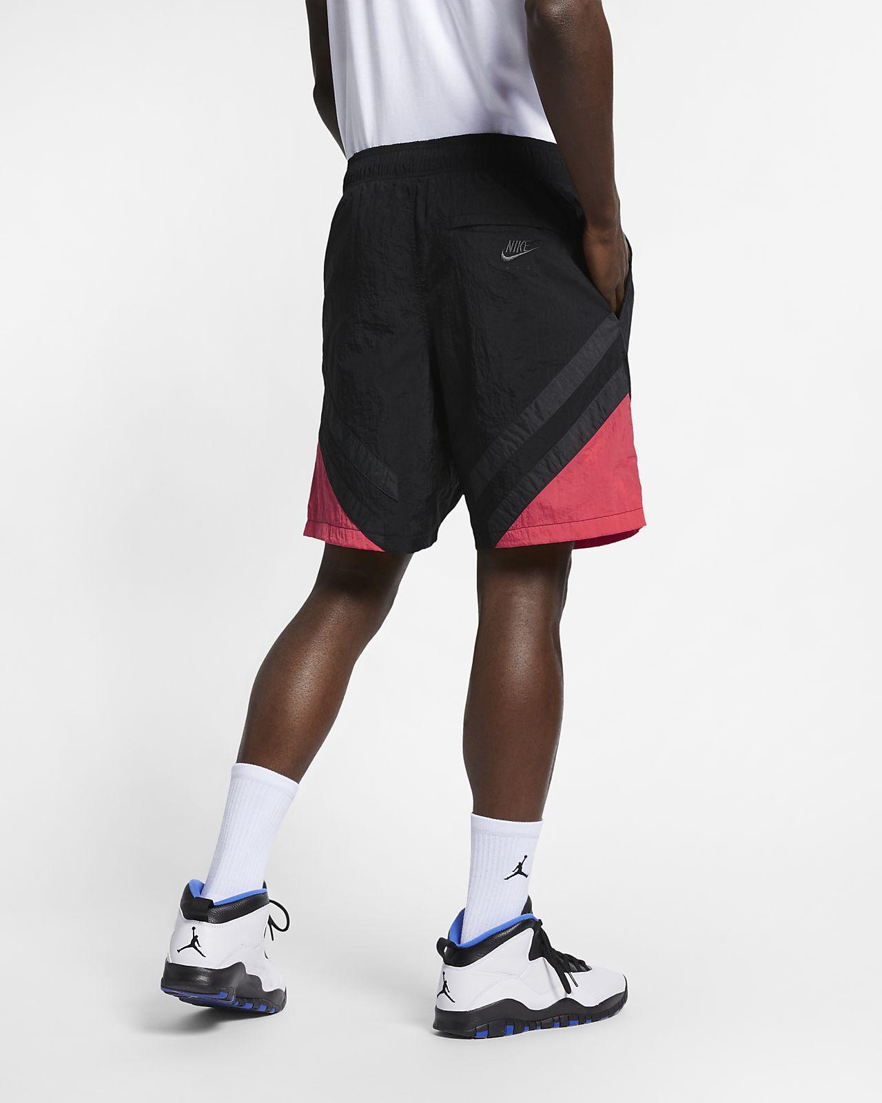 7f04262d43d56a Jordan Legacy AJ 6 Men s Nylon Shorts. Nike.com