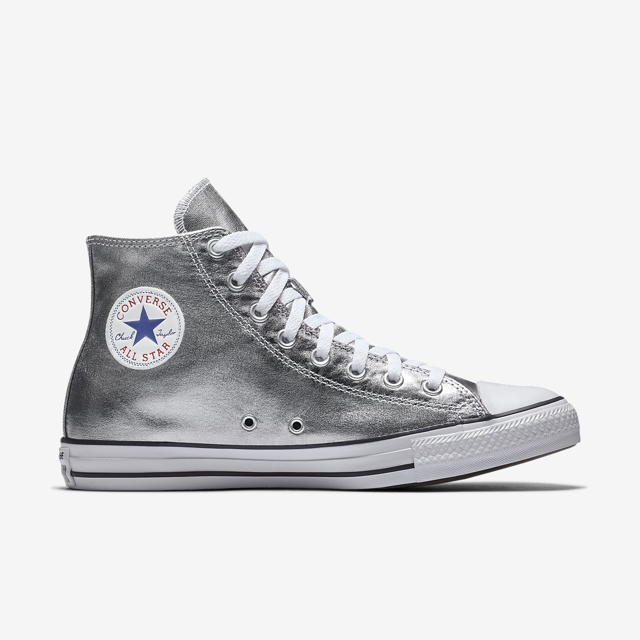 Converse ChuckTaylor All Star metallico