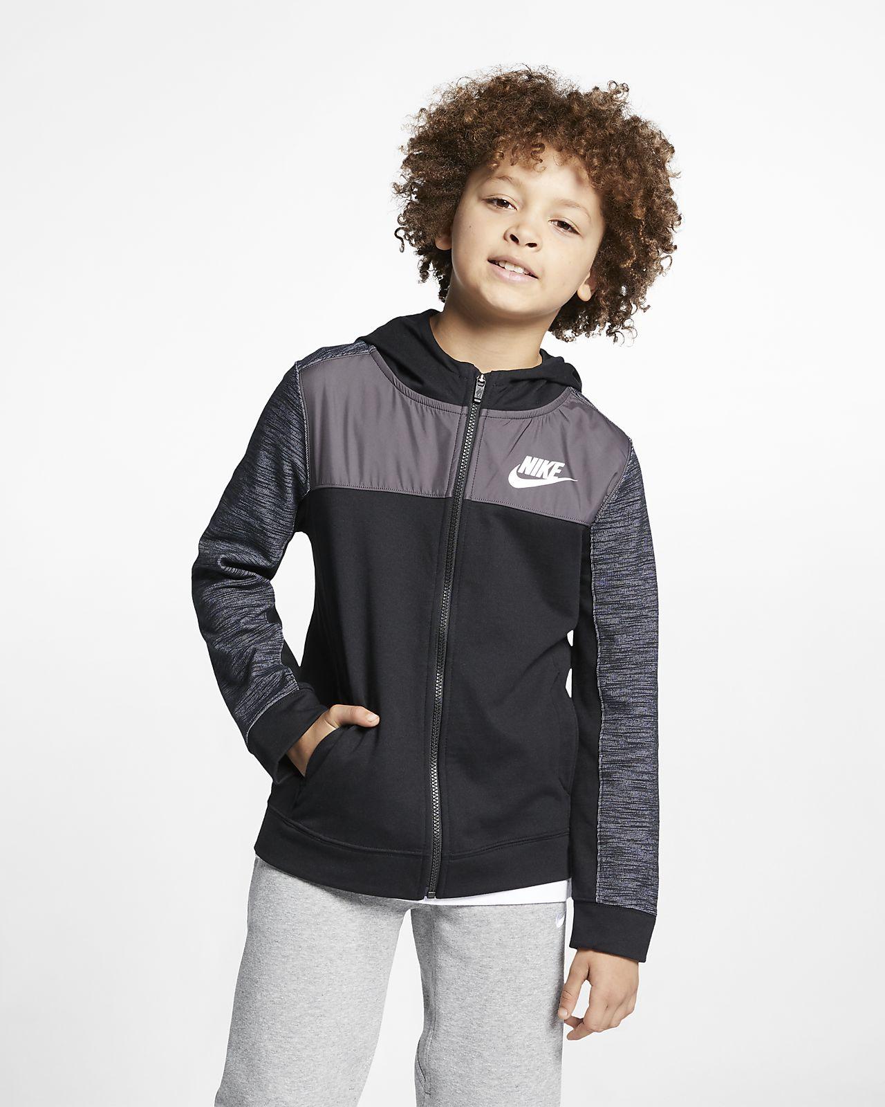 Sudadera Cremallera Sportswear Rqhrzxwc 15 Advance Con Nike Capucha qgZw7OpXnx