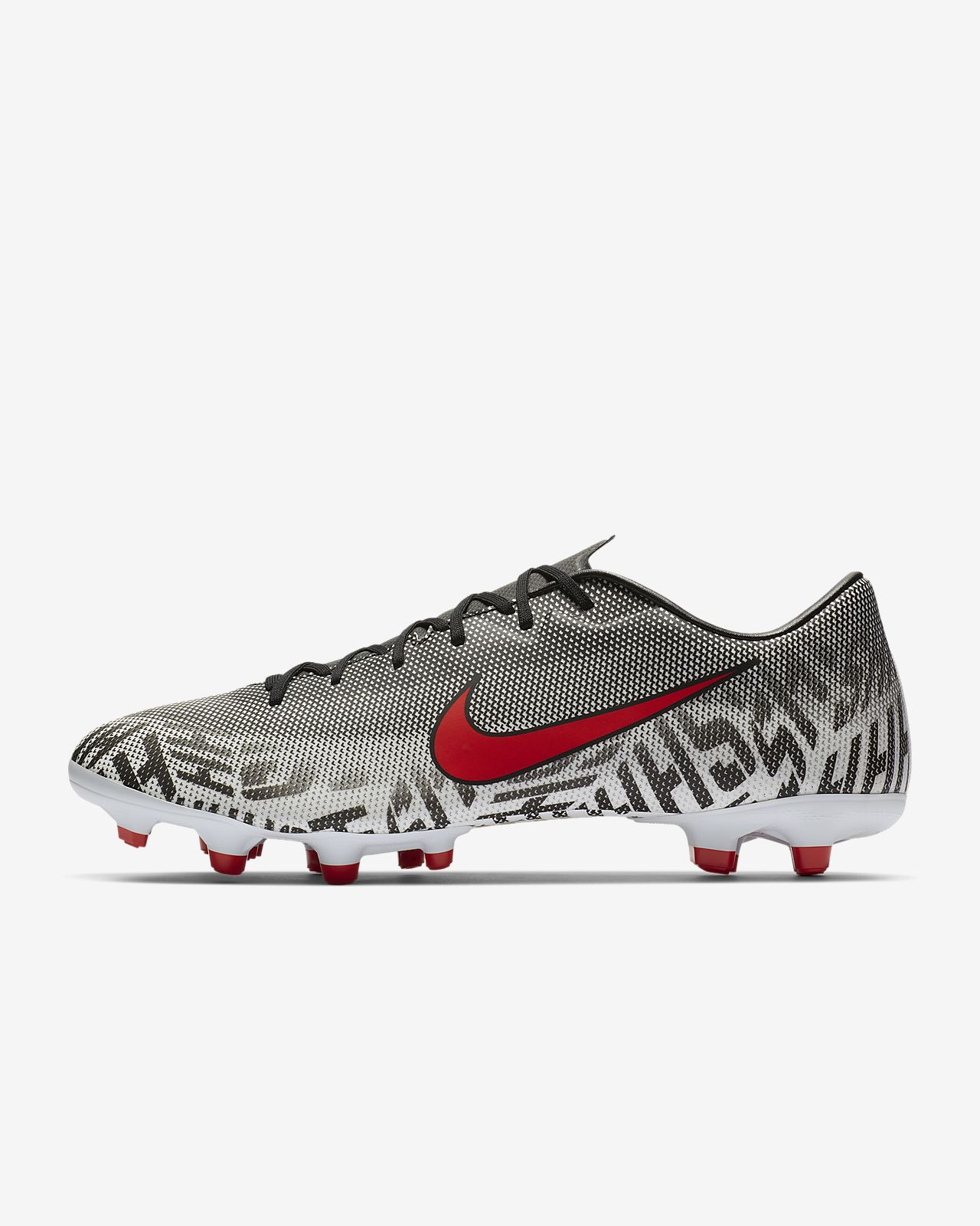 ... Scarpa da calcio con tacchetti multiterreno Nike Mercurial Vapor XII  Academy Neymar ab00628638d