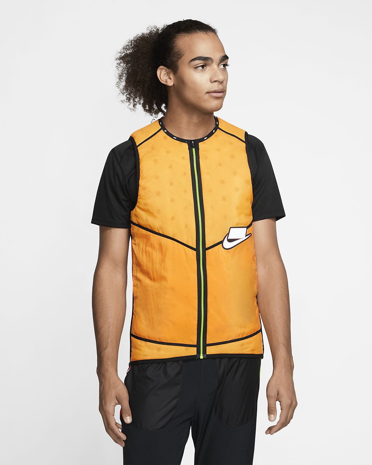 Nike AeroLayer Wild Run férfi futómellény