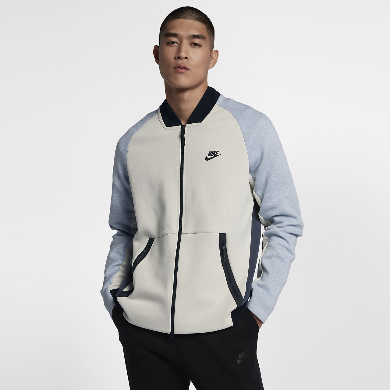 Nike Sportswear Tech Fleece Men s Varsity Jacket. Nike.com AU 84ac30272