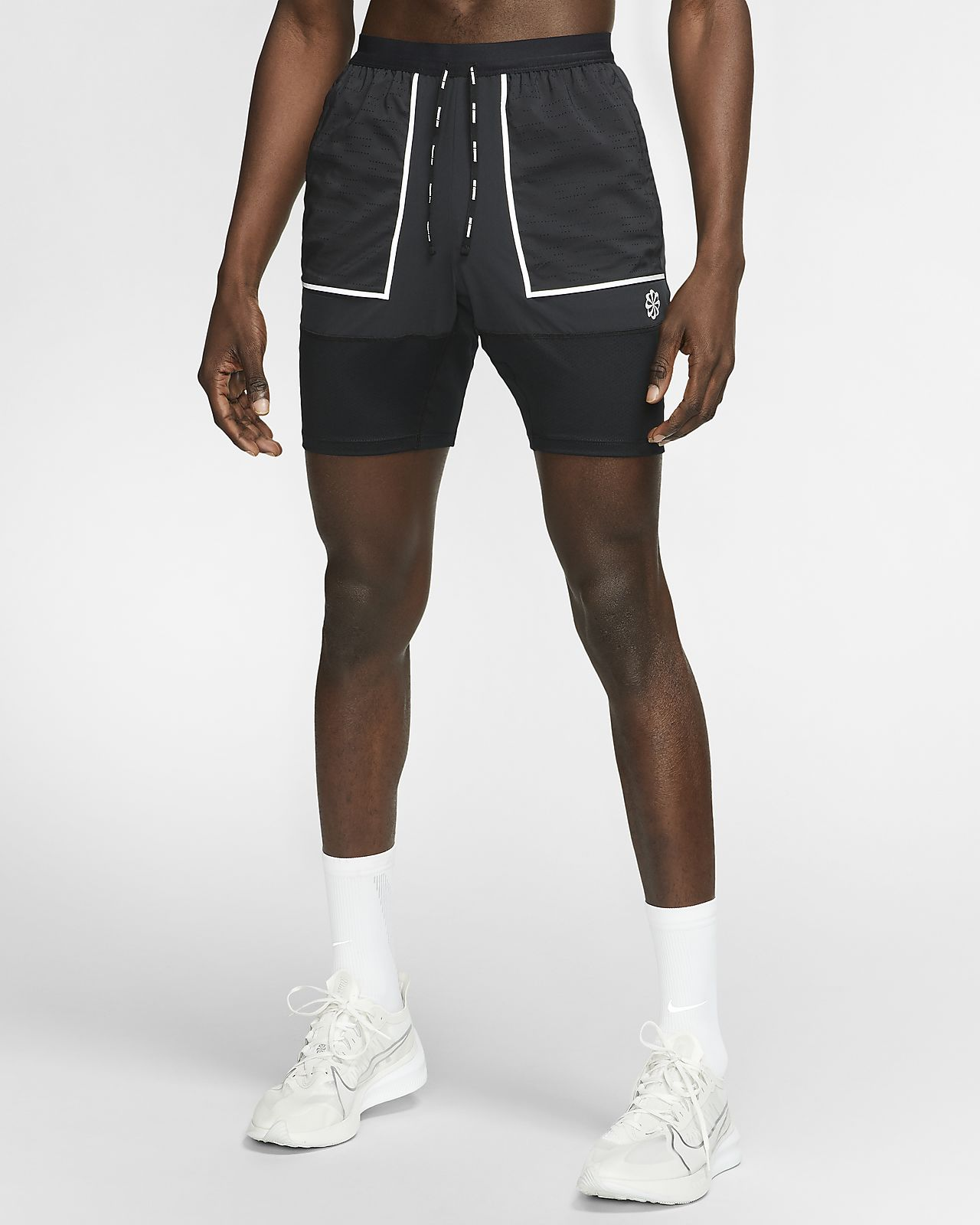 Short de running Nike pour Homme