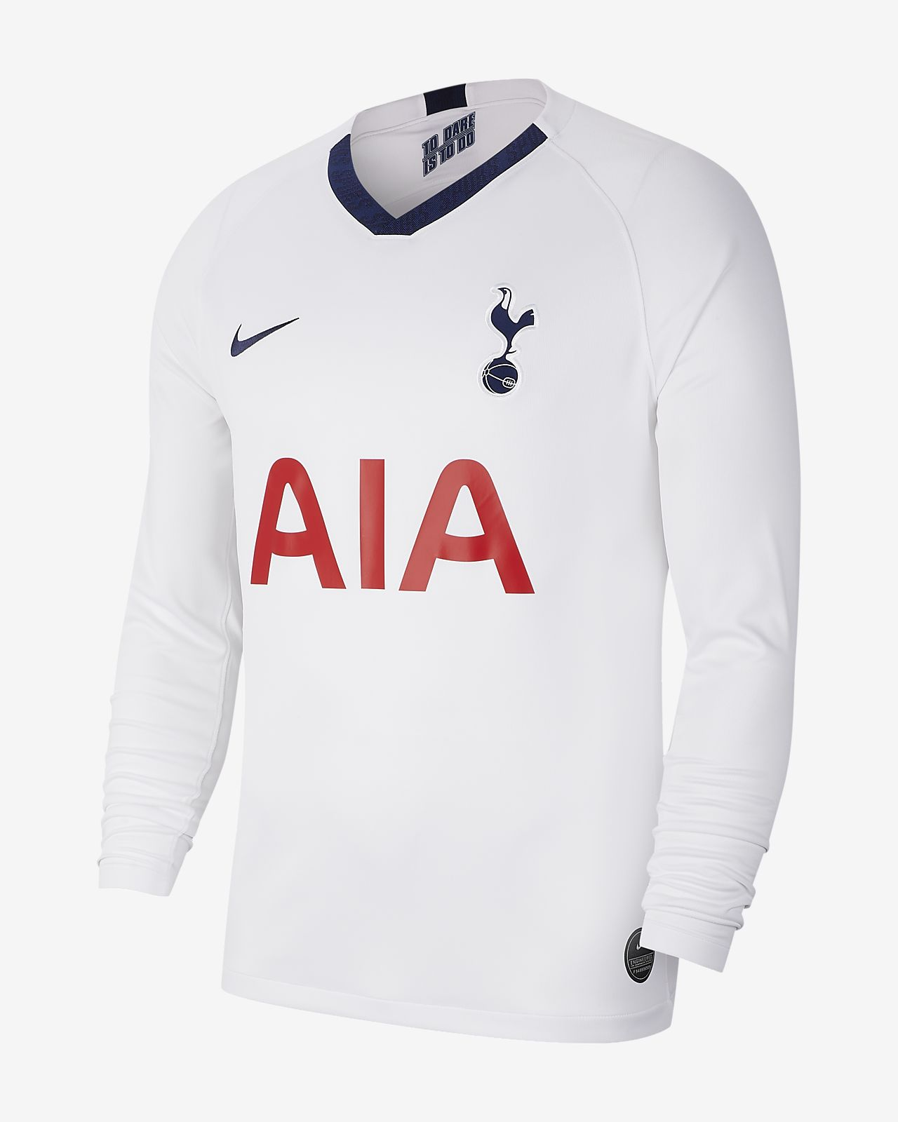 Tottenham Hotspur 2019/20 Stadium Home Men's Long-Sleeve Football Shirt