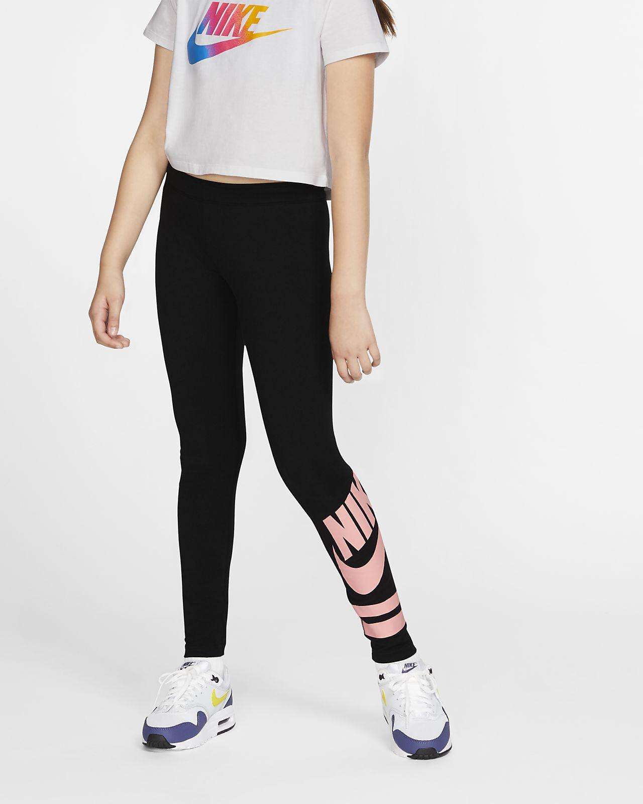 Κολάν με σχέδια Nike Sportswear για μεγάλα κορίτσια