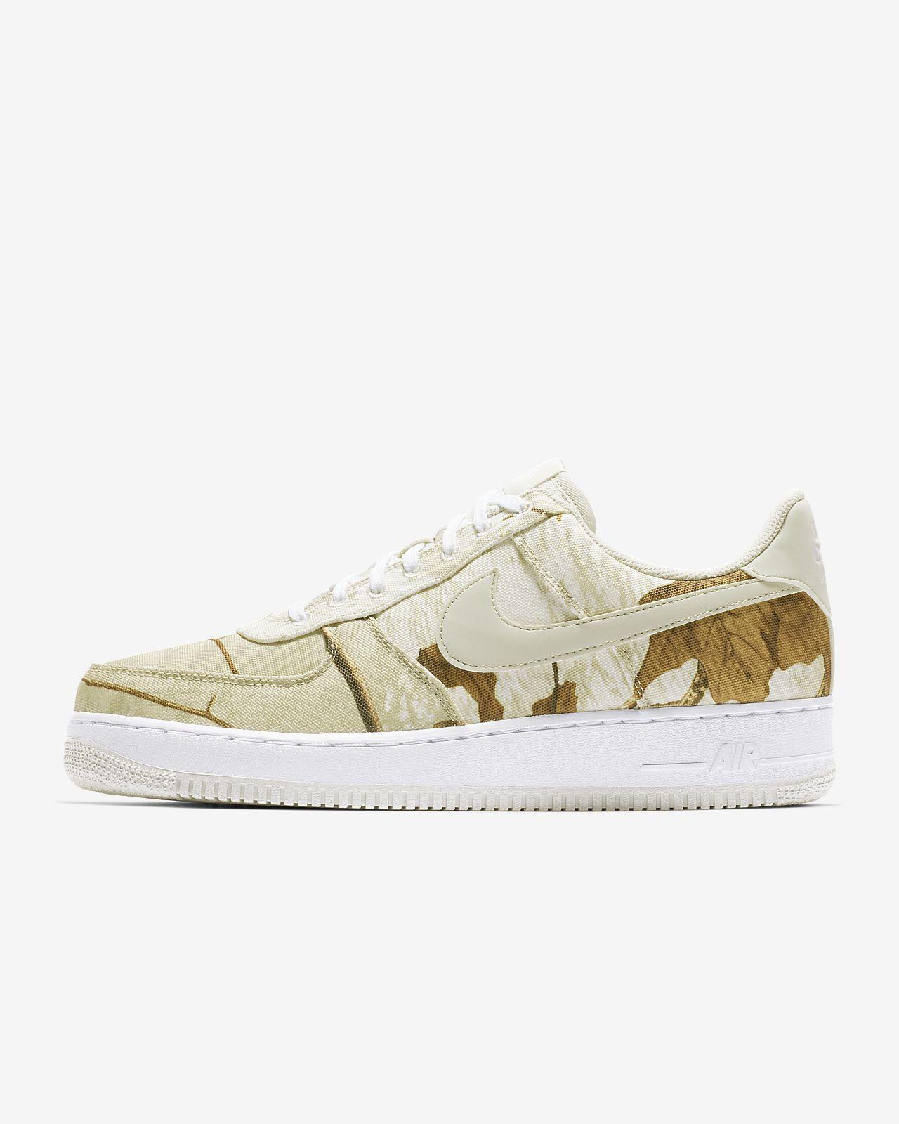 timeless design eab1d 97153 ... Nike Air Force 1 07 LV8 3 Realtree®-sko til mænd