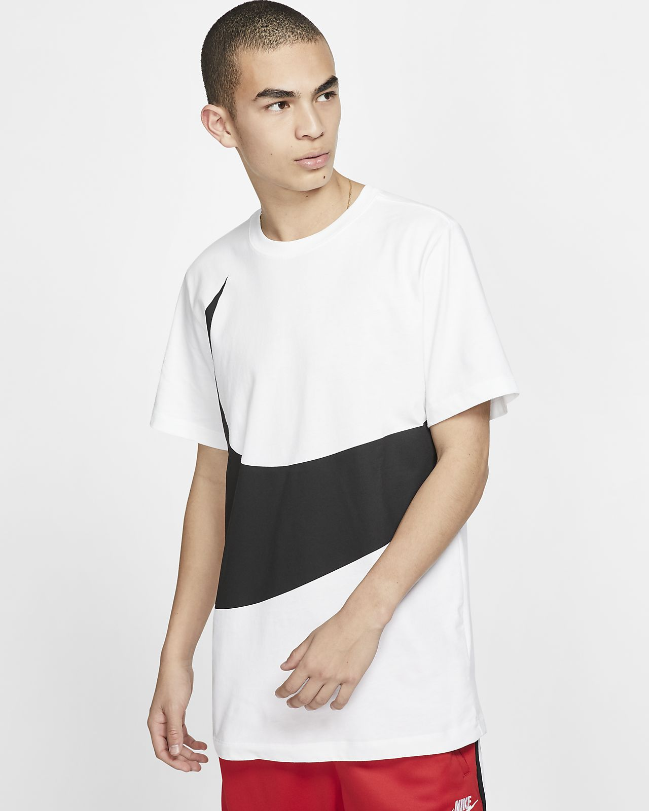 Pánské tričko Nike Sportswear Swoosh