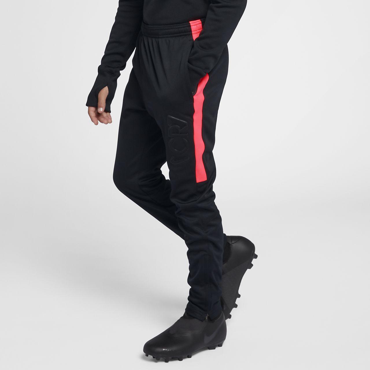 Футбольные брюки для школьников Nike Dri-FIT CR7