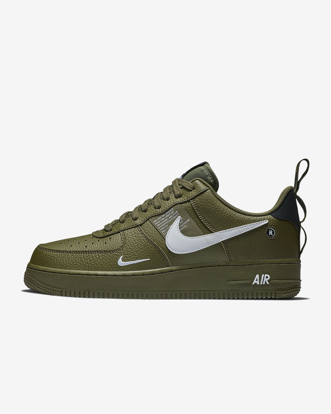 finest selection 00fcf 51f8b Nike Air Force 1 07 LV8 Utility