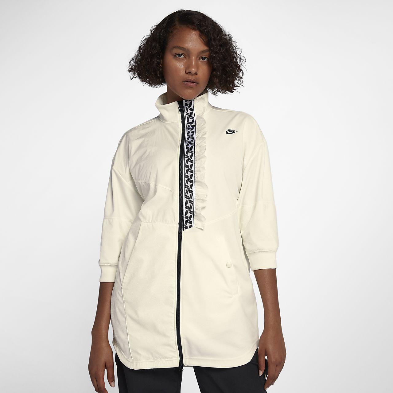 sports shoes 2e9ce 8d2f6 ... Veste de survêtement entièrement zippée Nike Sportswear pour Femme