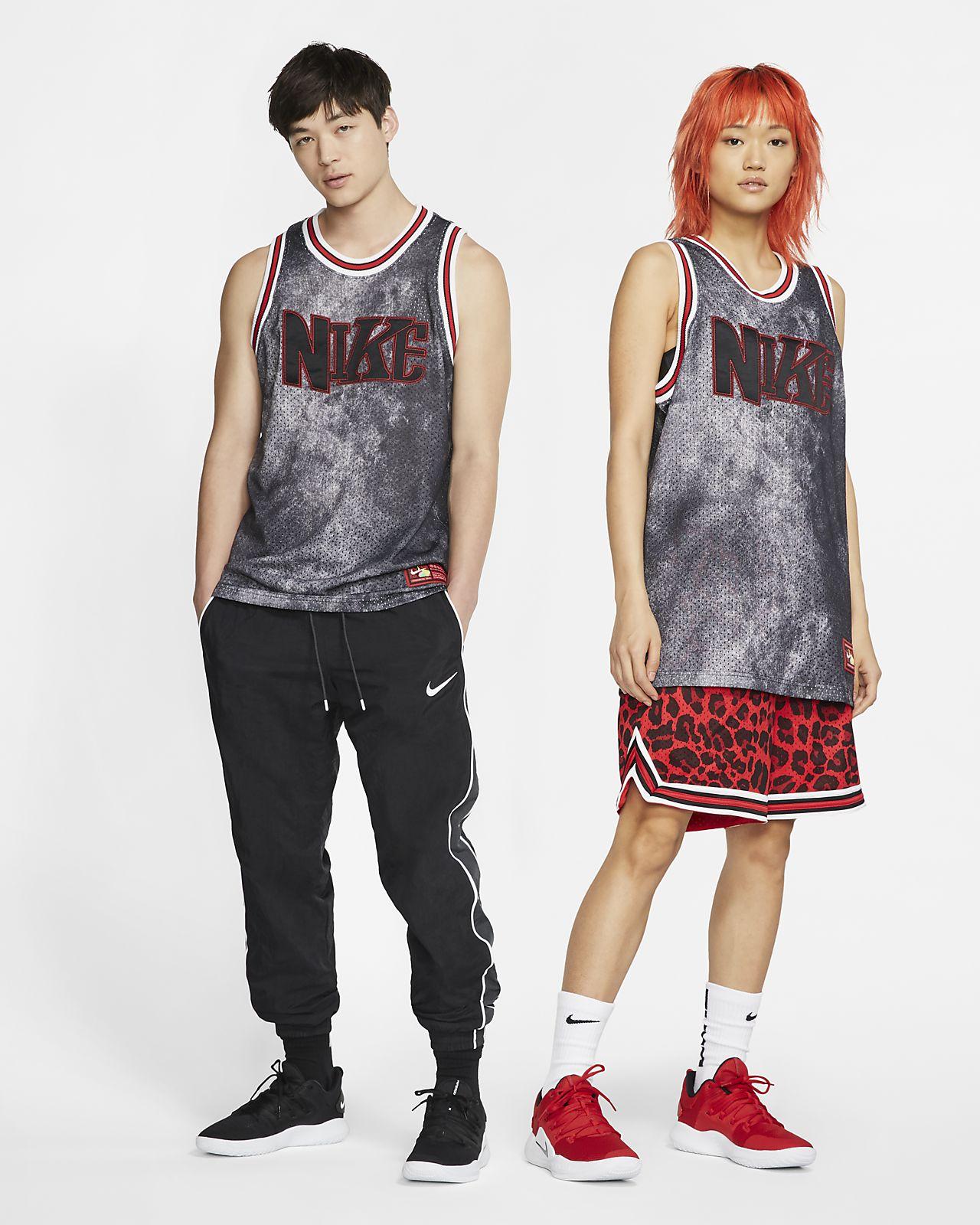 Баскетбольное джерси Nike Dri-FIT DNA