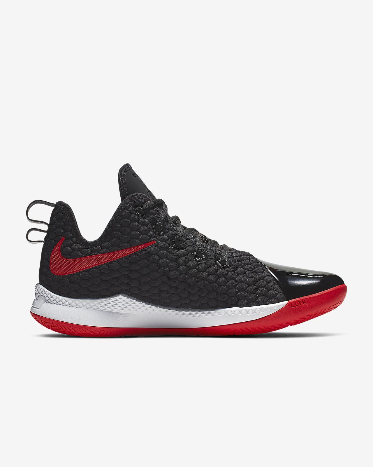 1278a32d Баскетбольные кроссовки LeBron Witness III PRM. Nike.com RU