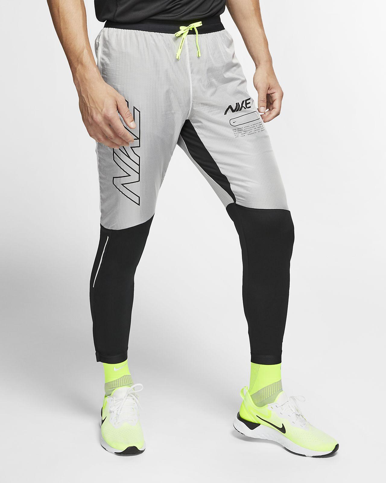 Nike Phenom Track Laufhose mit Grafik für Herren
