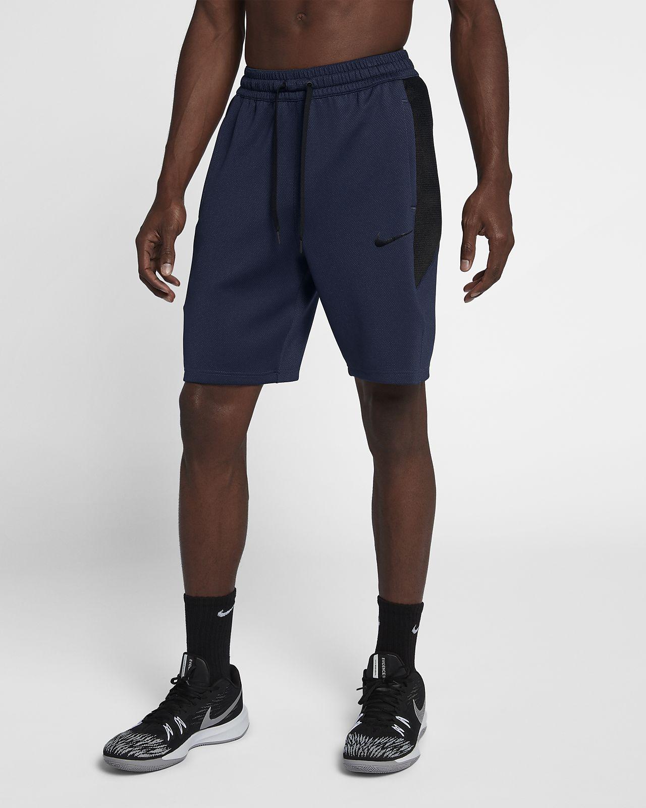Nike Therma Flex Showtime Men S Basketball Shorts Nike Com