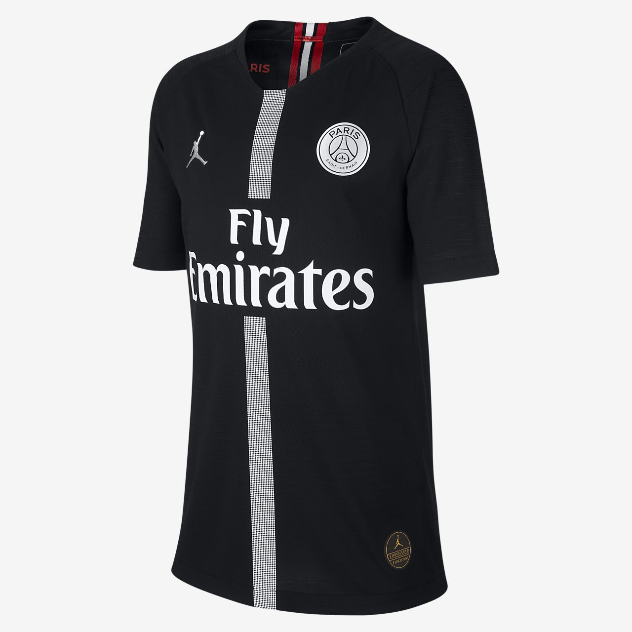 Paris Saint-Germain Vapor Match 2018/19 Older Kids' Third Shirt