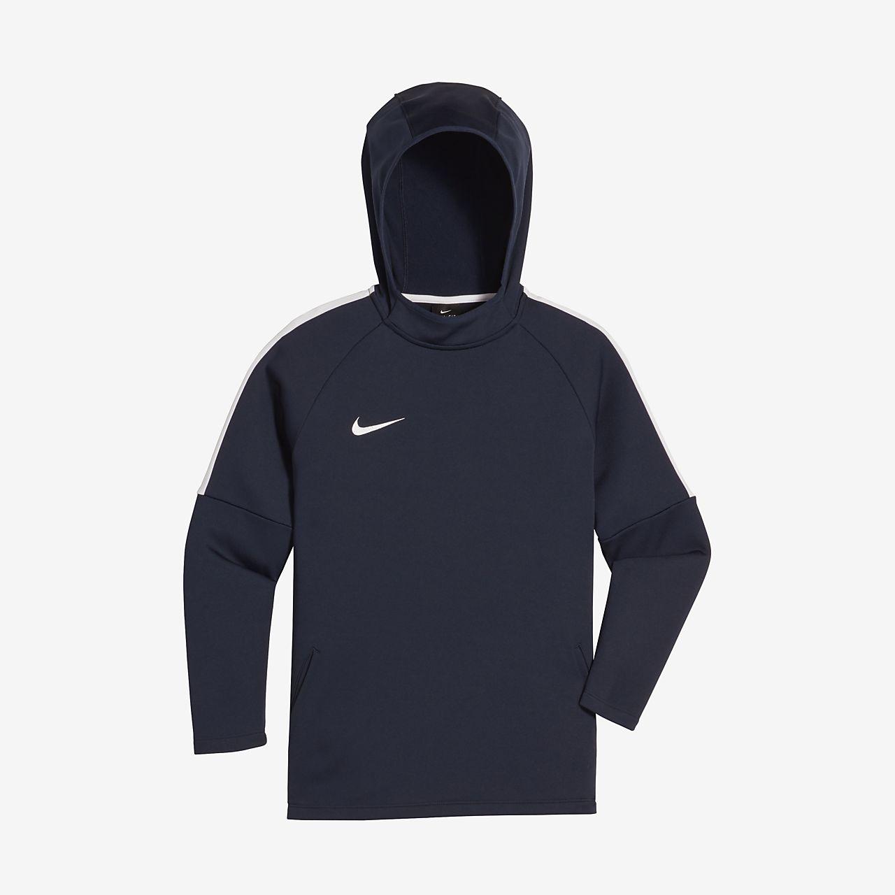 Футбольная худи для мальчиков школьного возраста Nike Dri-FIT Academy