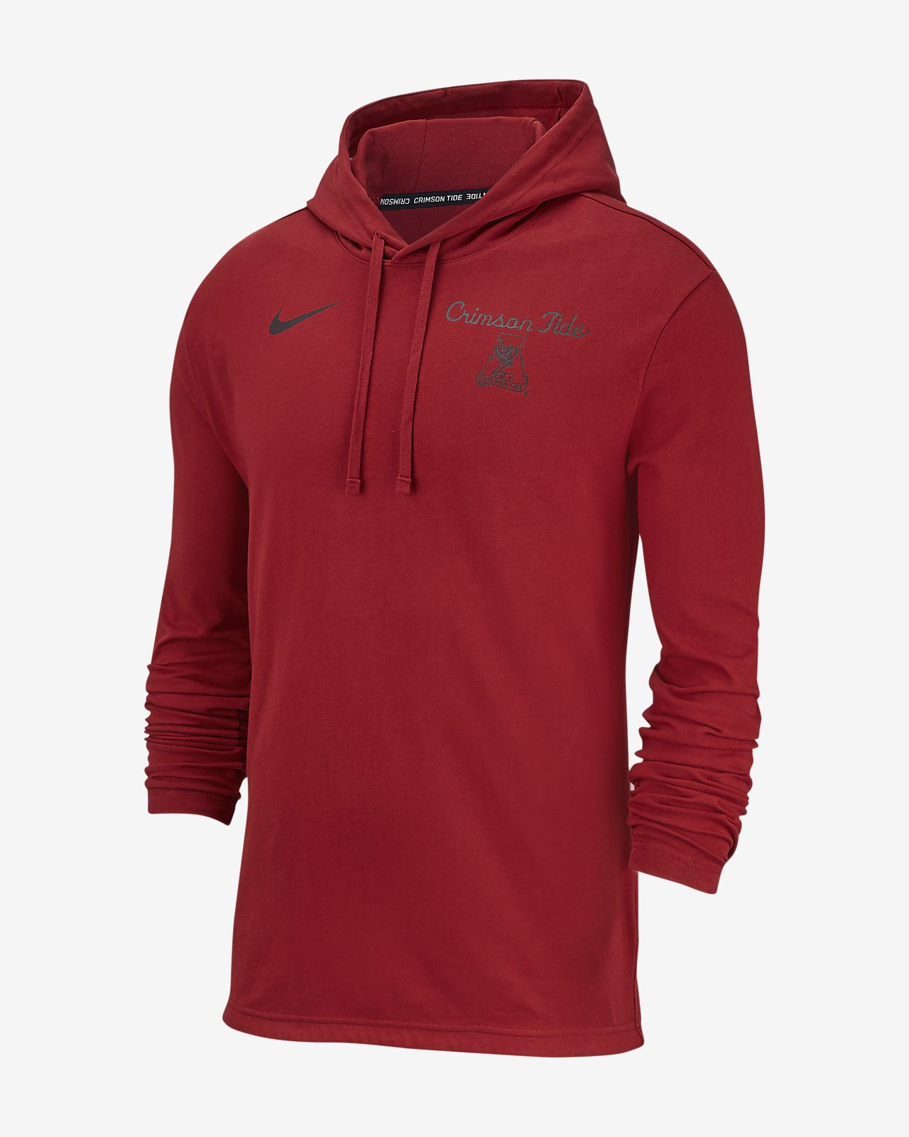 Nike College (Alabama) Men's Pullover Hoodie