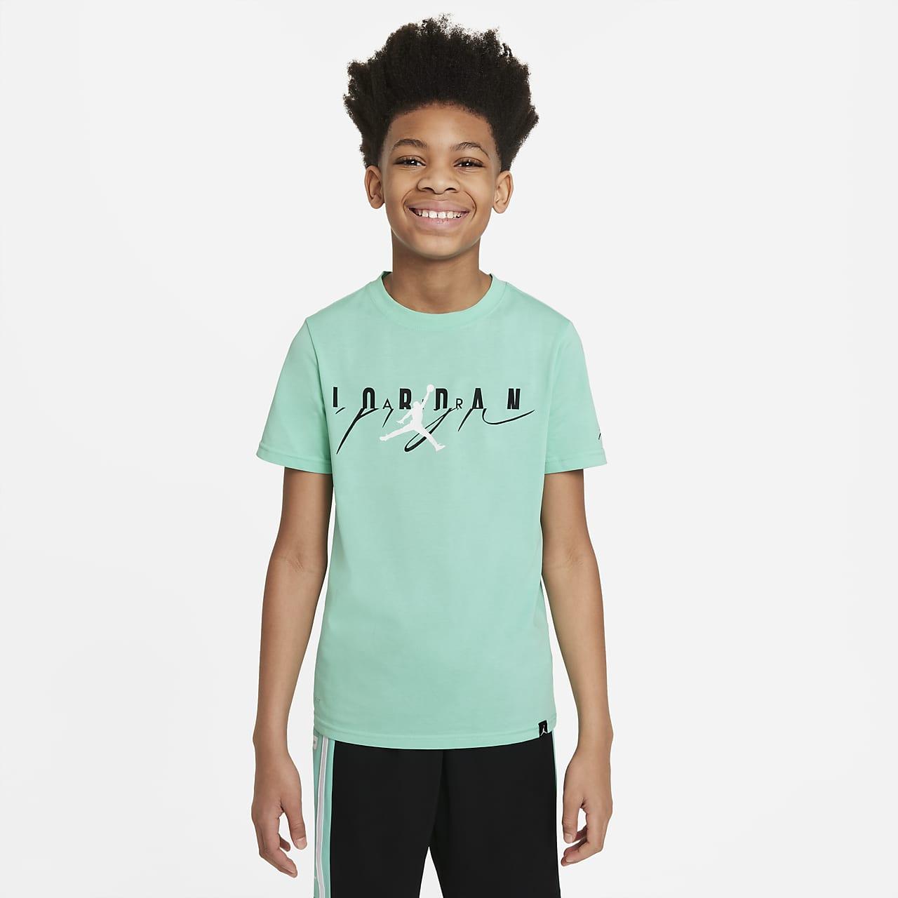 T-shirt Air Jordan Júnior (Rapaz)
