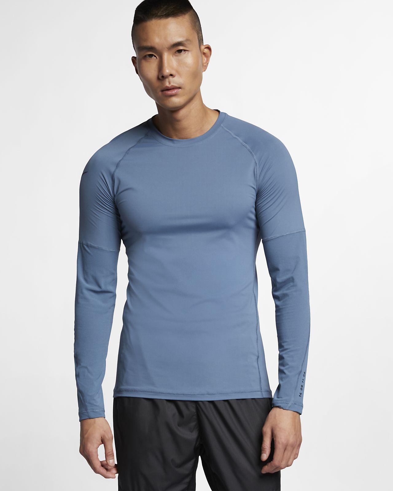 Långärmad tröja Nike Pro Tech Pack för män