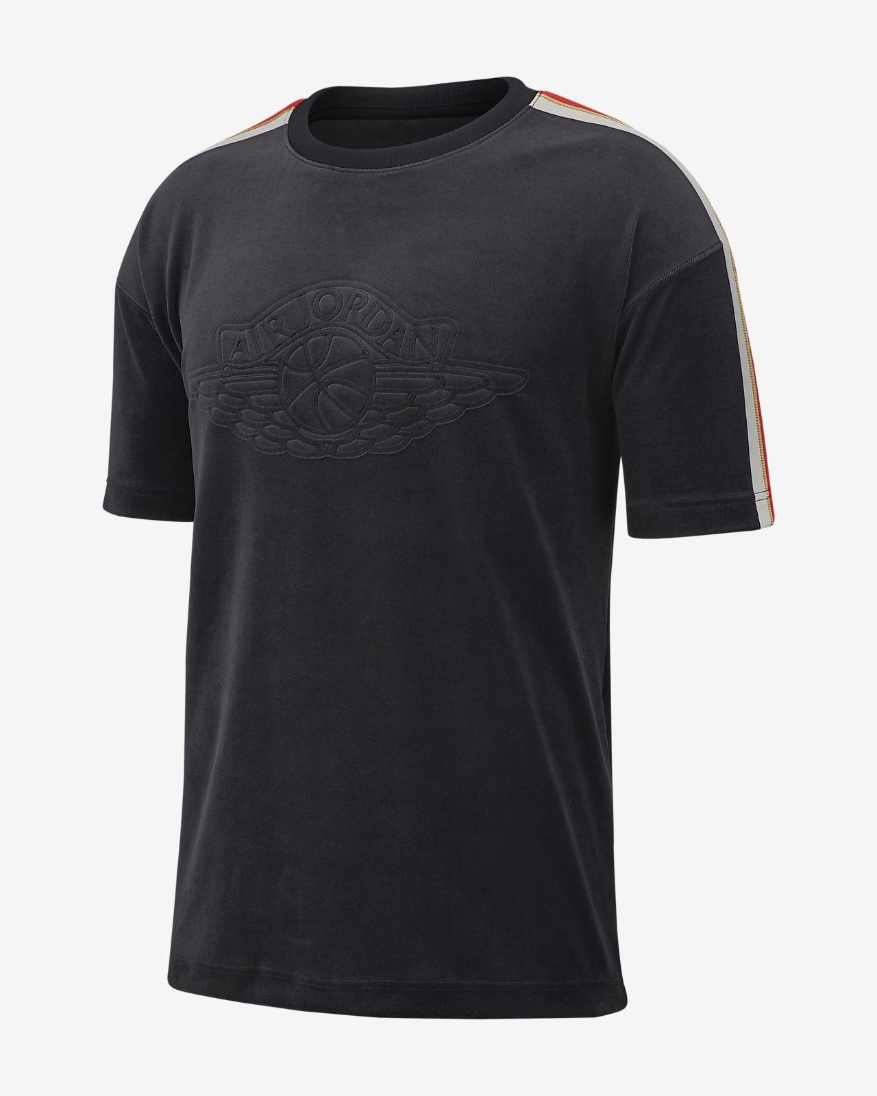 f61fb86532c46a Jordan Gold Chain Men s Short-Sleeve Top. Nike.com
