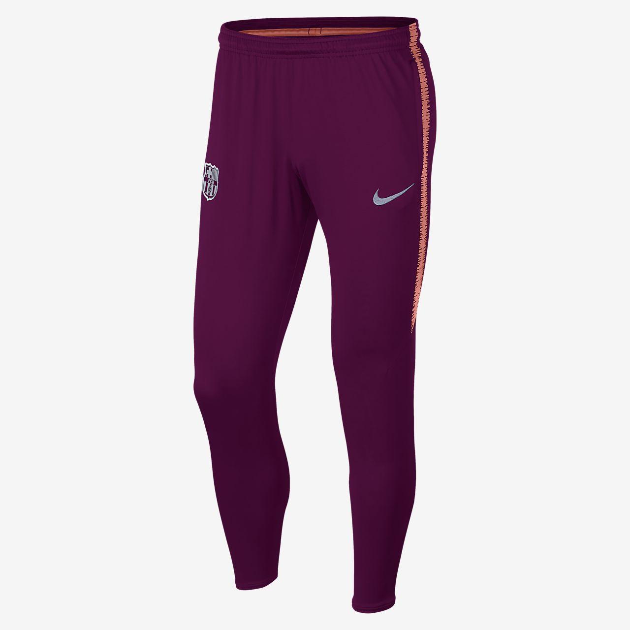 9f8804dac614 FC Barcelona Dri-FIT Squad Men s Football Pants. Nike.com GB