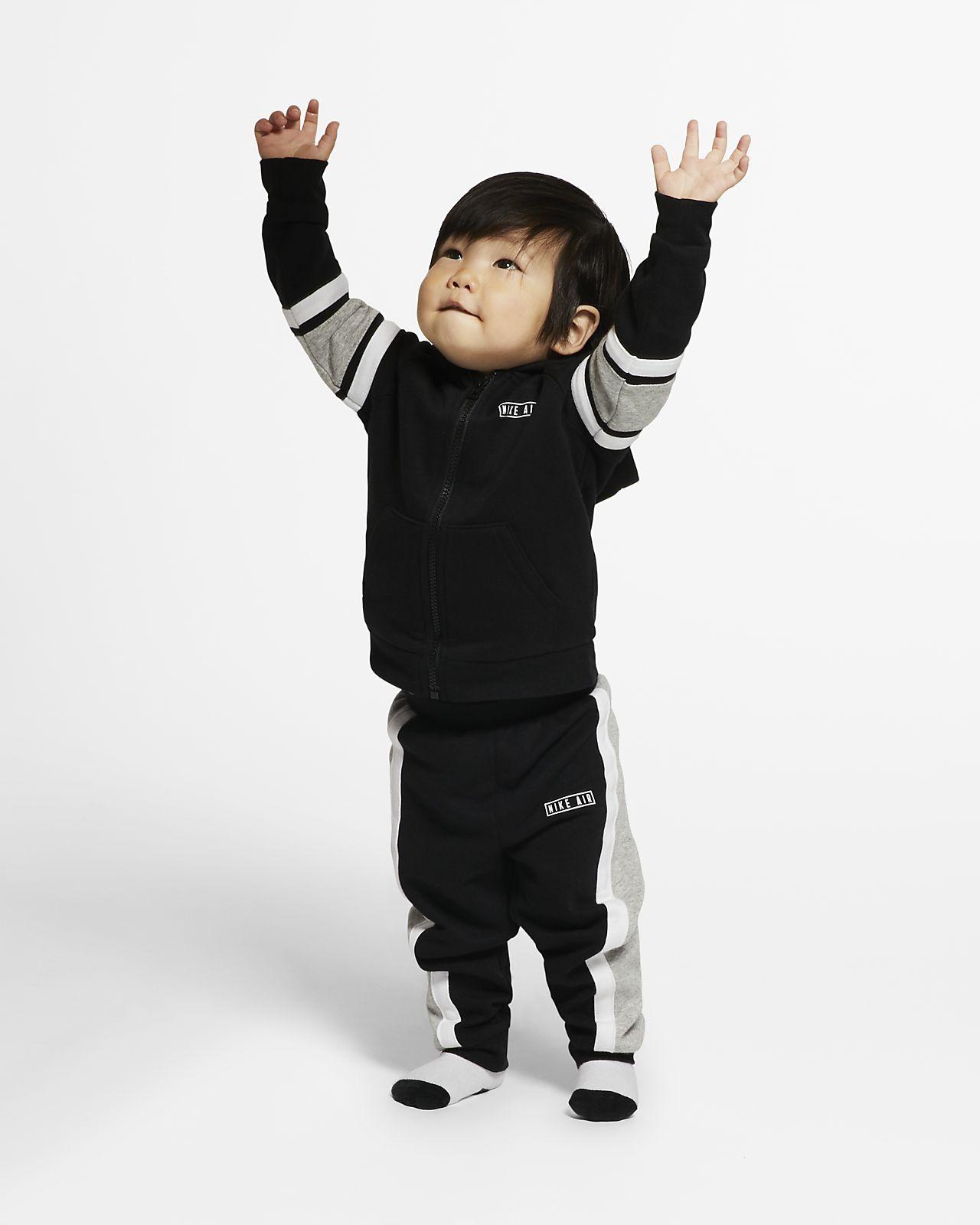 Nike Air Baby (12-24M) Hoodie and Pants Set