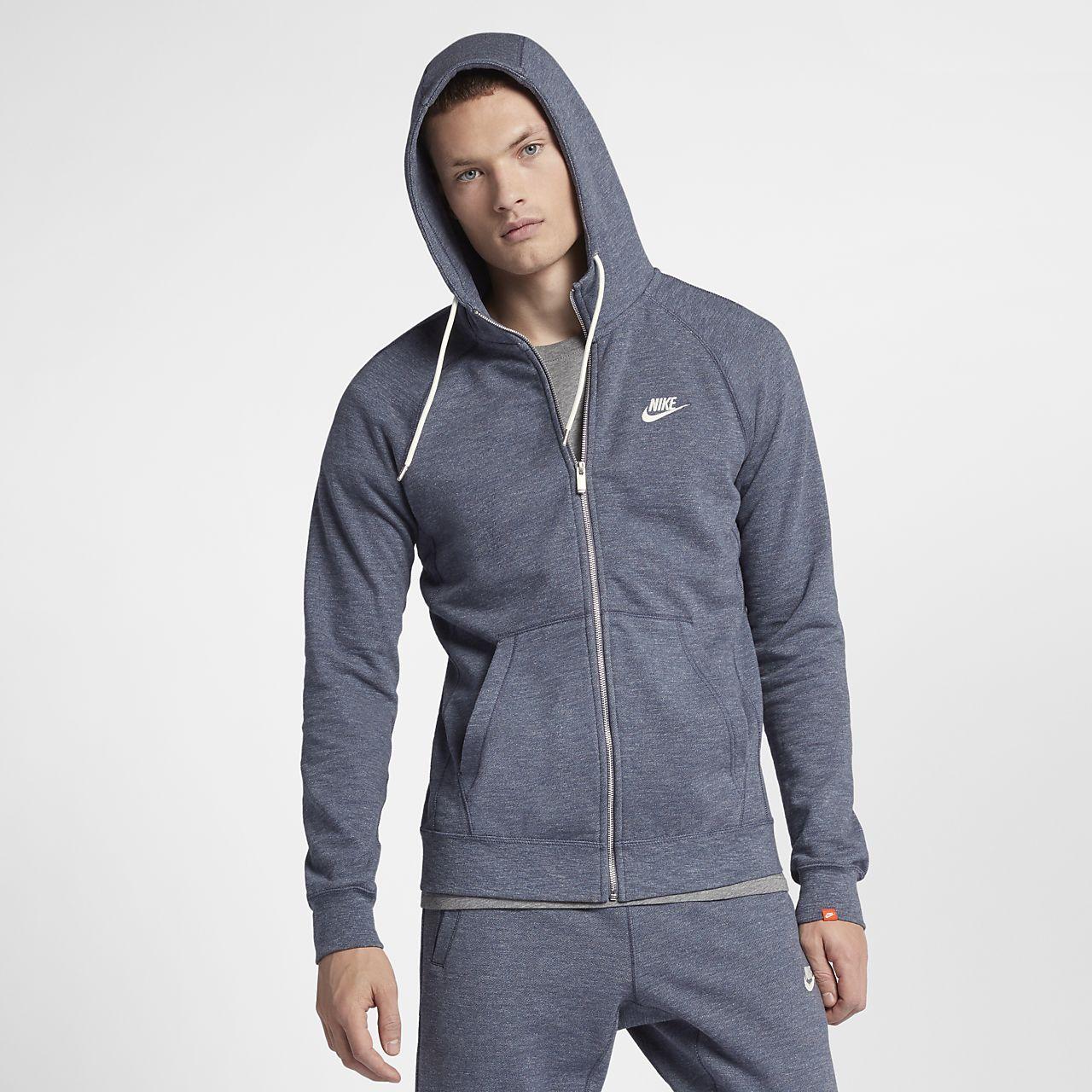 ... Nike Sportswear Legacy Men's Full-Zip Hoodie