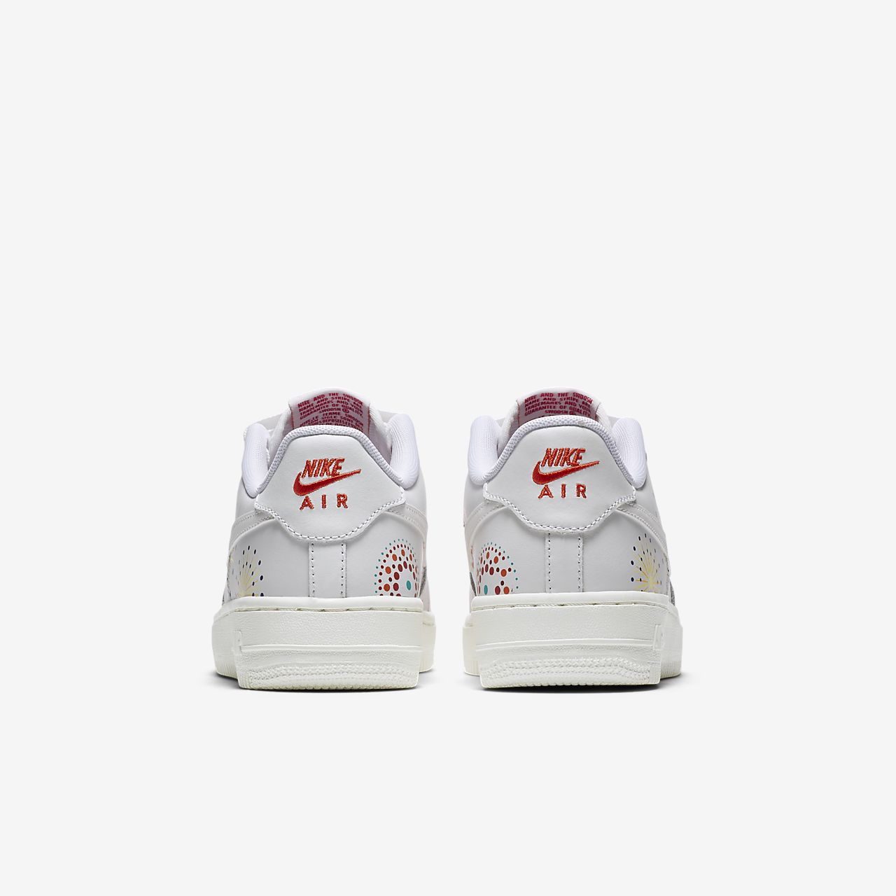 dfdce9b0 Calzado para niños talla grande Nike Air Force 1 Pinnacle QS. Nike ...