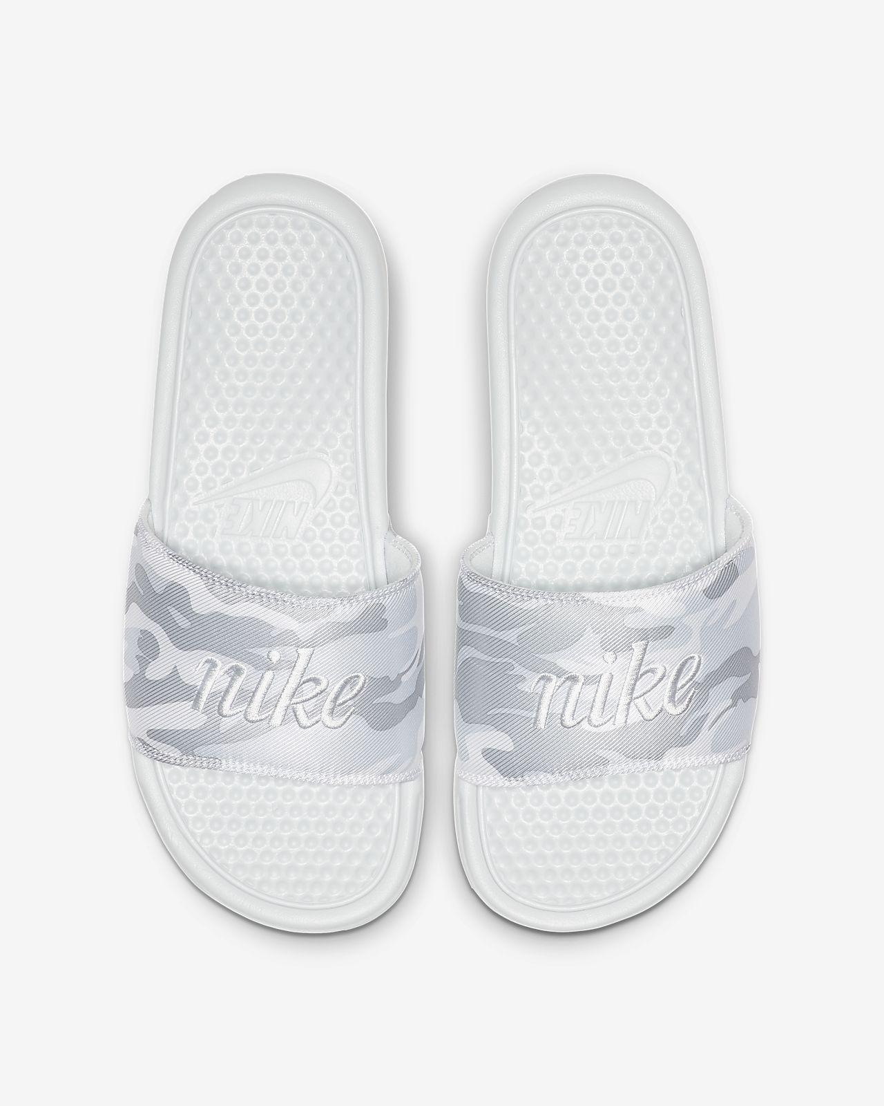 classic fit 81a54 3d389 ... Nike Benassi JDI TXT SE Women s Slide