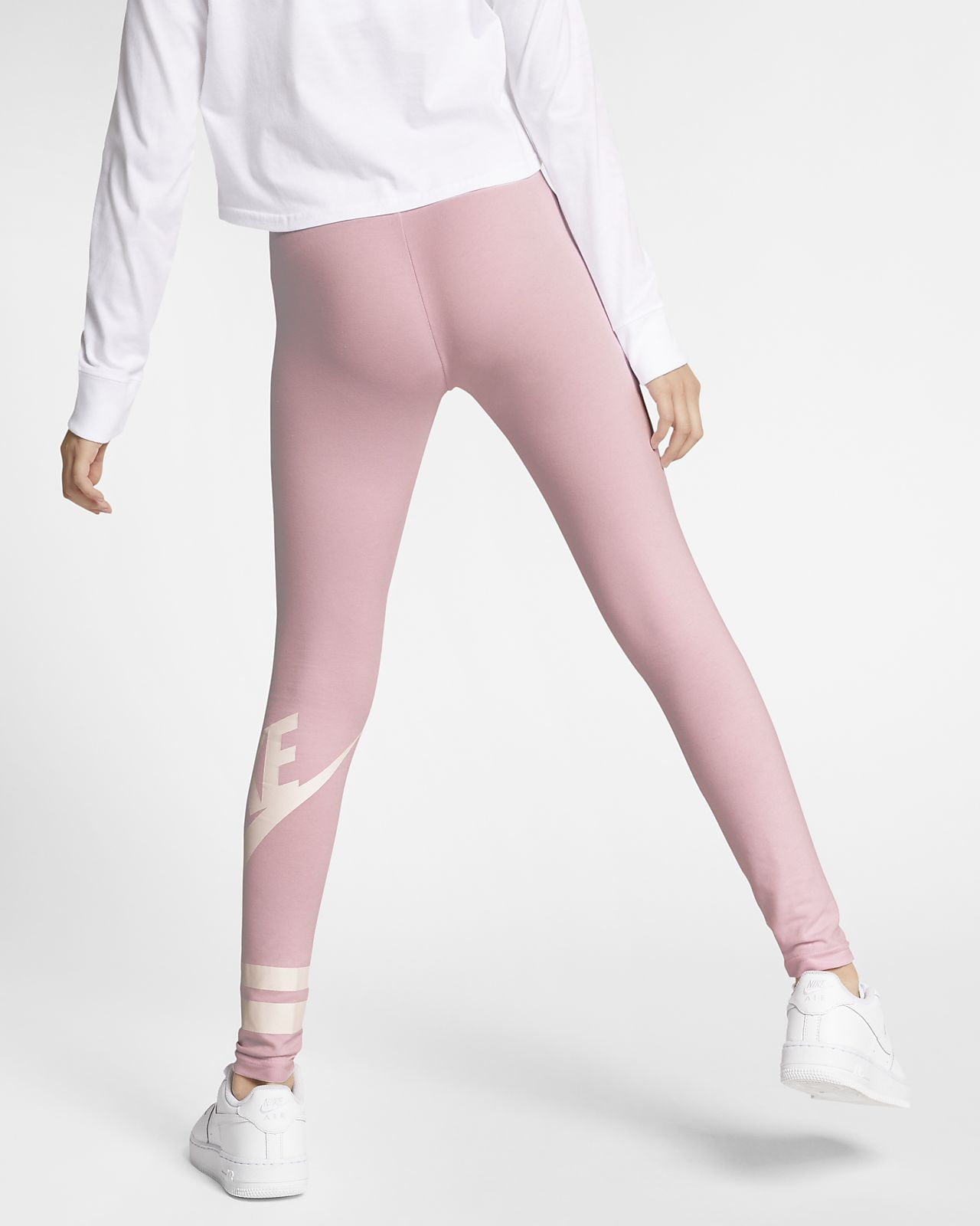 c9b2b894df Nike Sportswear Older Kids' (Girls') Graphic Leggings