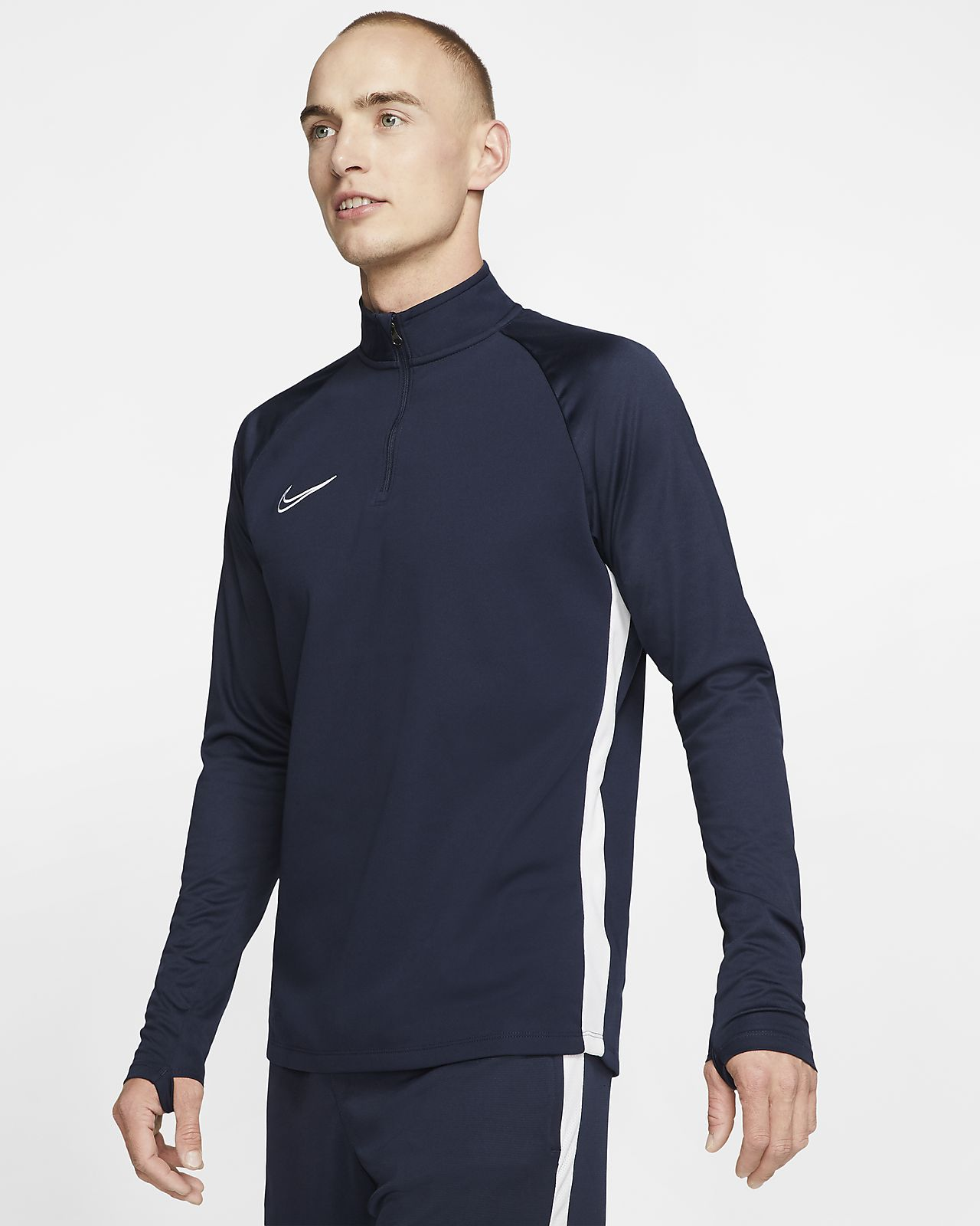 Fotbollströja Nike Dri-FIT Academy för män