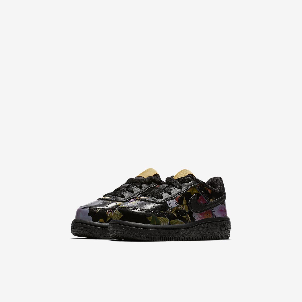 8cb6246d83911e Nike Force 1 LXX Baby Toddler Floral Shoe. Nike.com