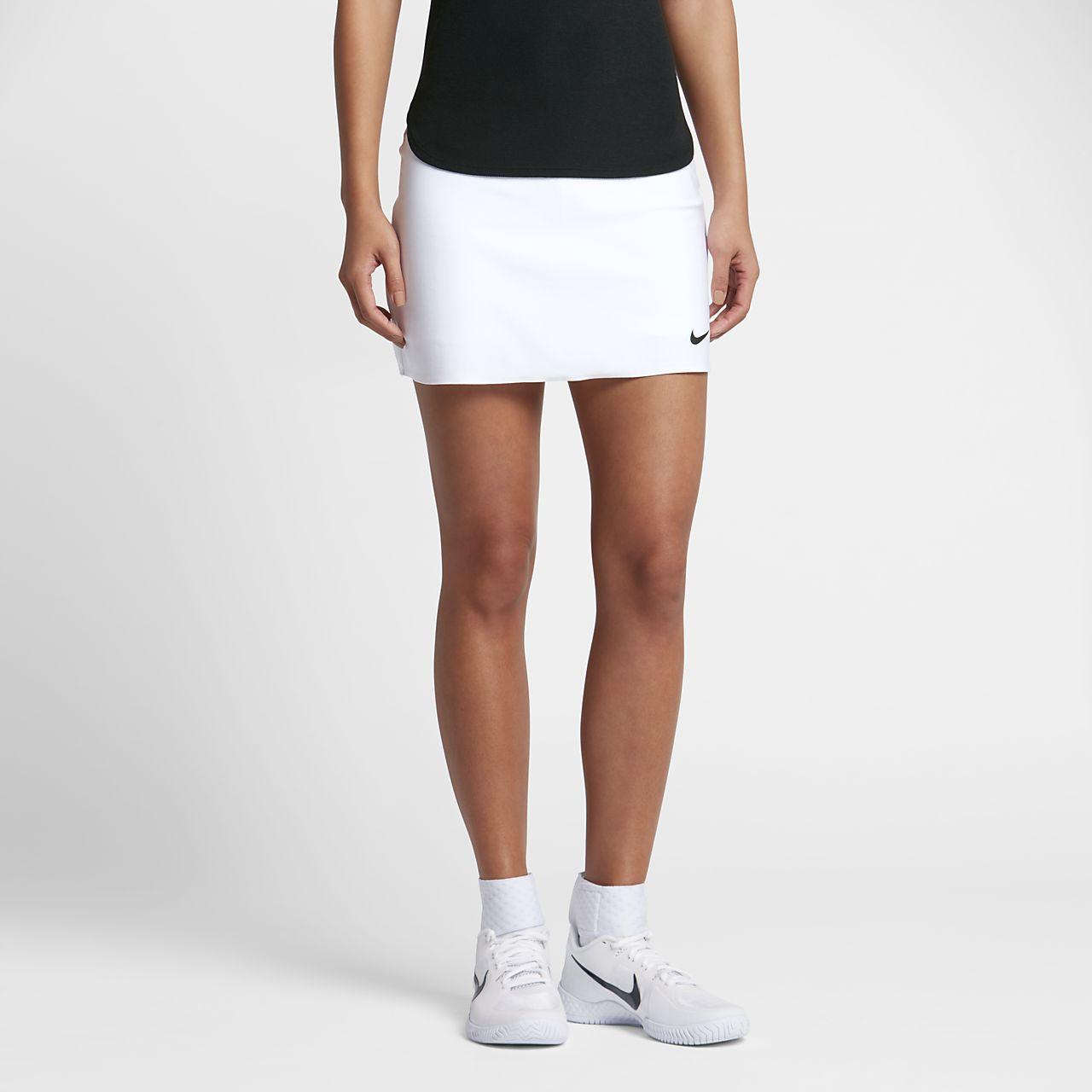 Saia de ténis NikeCourt Power Spin para mulher