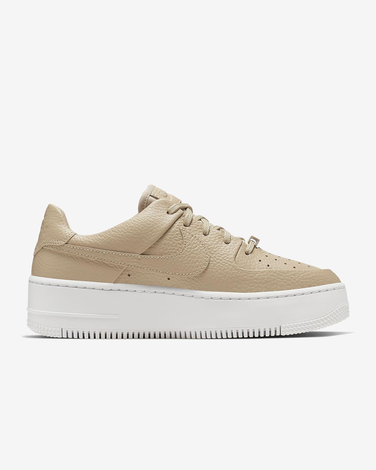 Nike Sko Norge,Casual Sko Dame Nike Air Force 1 Sage Low